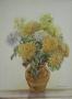 flowers in vase 1992