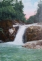 sekayu waterfall, trengganu 2008
