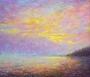 sunrise over mersing II 2007