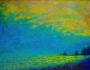 sunrise over mersing 2008