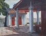 cheng hoon temple, malacca 1984