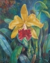 yellow orchid 1992